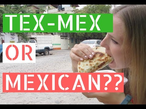 Is this Tex-Mex or Mexican Food?? // Life in Puerto Vallarta Vlog