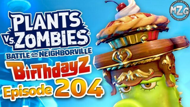 Dessert Fox Legendary Hat! – Plants vs. Zombies Battle for Neighborville Gameplay Part 204