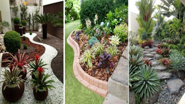 40 Beautiful Small Front Yard Landscaping Ideas | DIY GARDEN
