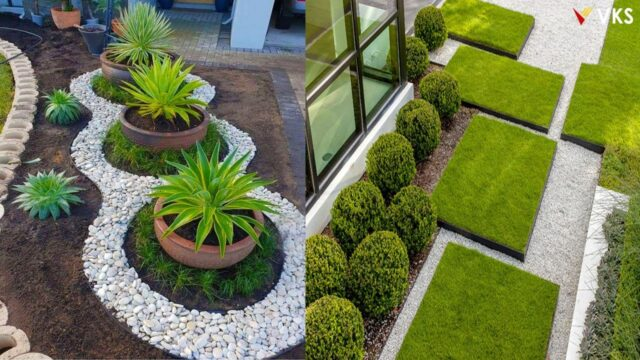 Small Landscaping Garden Design Ideas | Modern Garden Design Ideas | Outdoor Garden Lawn Design