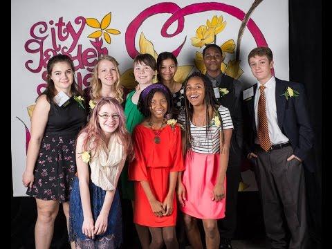 Celebrating City Garden's 2015 Graduates