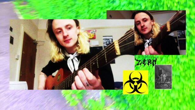 Joshua Zero – Zeroscape   Nice People Sessions