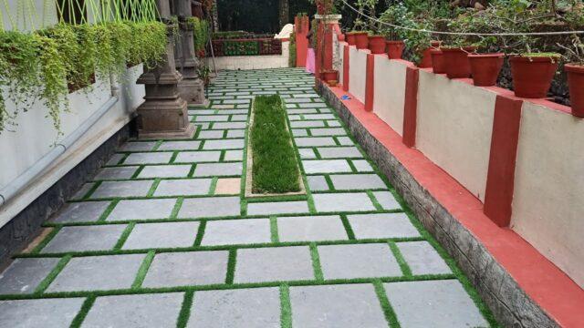 Landscaping / Lawn making /garden make over പൂന്തോട്ടം എങ്ങനെ ഭംഗിയാക്കാം
