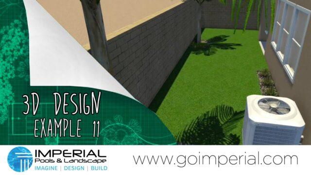 Arizona 3D Landscape Design Example 11
