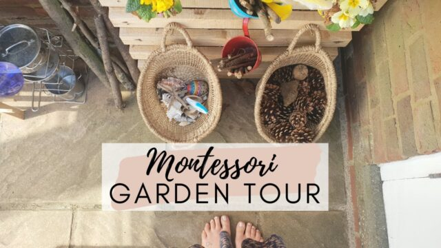 Montessori Toddler Garden
