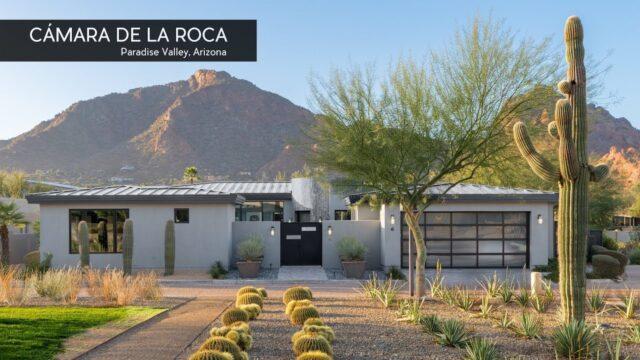 Desert Architecture Series #9 | Andrew Carson | Paradise Valley, Arizona