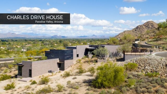 Desert Architecture Series #14 | Eddie Jones | Paradise Valley, Arizona