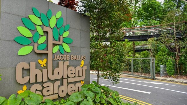 Jacob Ballas Children's Garden @ Singapore Botanic Gardens