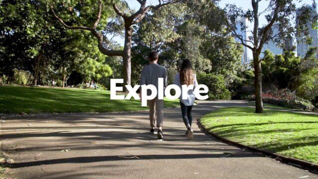 Explore the Royal Botanic Garden Sydney
