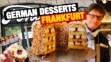 5 Best German Desserts in Frankfurt