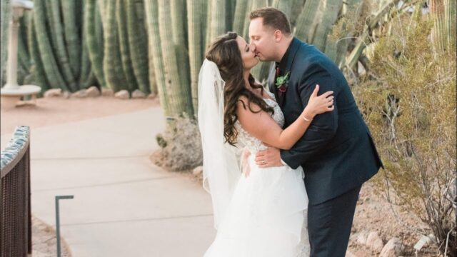 Desert Garden Wedding Video