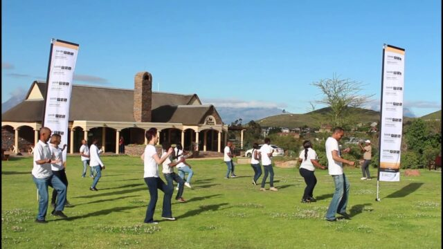 Karoo Desert National Botanical Garden Jerusalema Dance Challenge