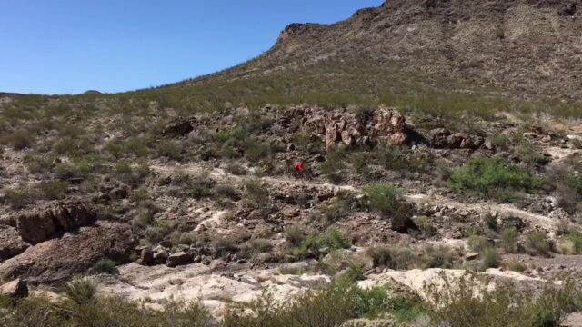 Chihuahuan Desert mtb'ing