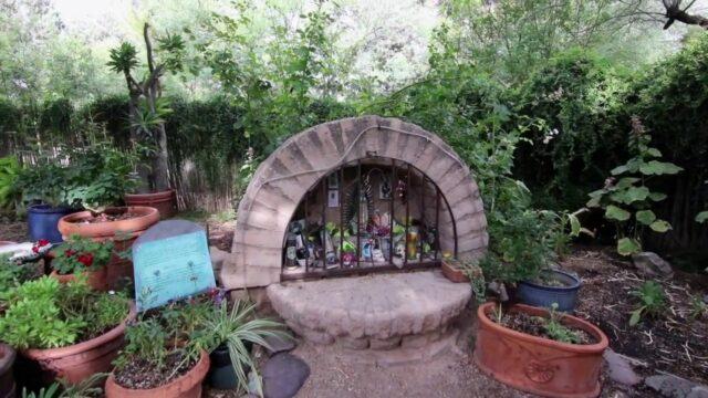 A peaceful stroll through the Tucson Botanical Gardens