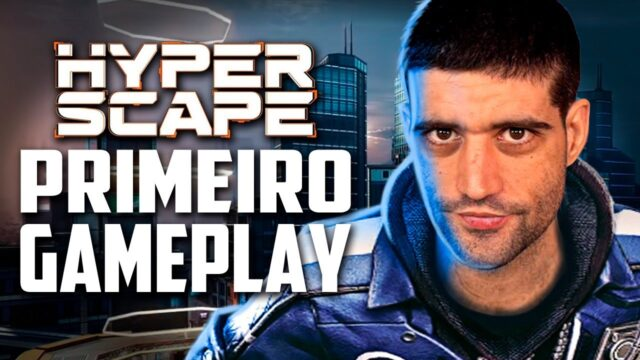 Hyper Scape – NOVO BATTLE ROYALE da Ubisoft, PRIMEIRO gameplay