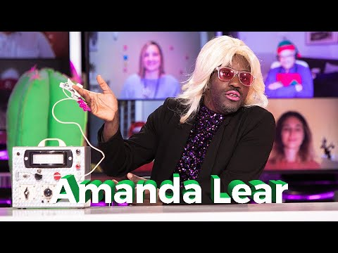 L'invitée : Amanda Lear | Kody | Le Grand Cactus 97