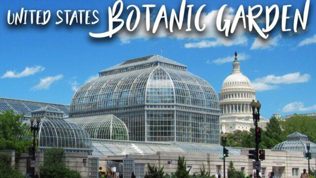 A visual tour of the US Botanic Garden in Washington, D.C.