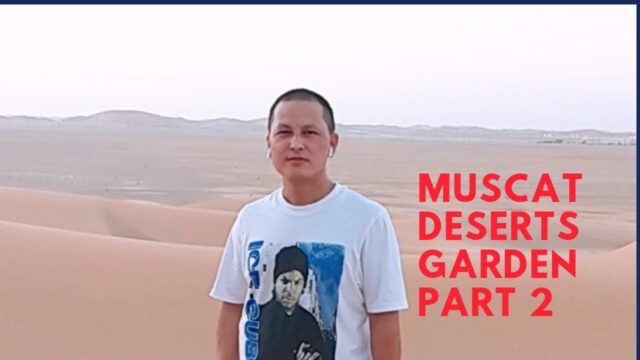 muscat deserts|| deserts garden|| how to seen desert gardens beautiful