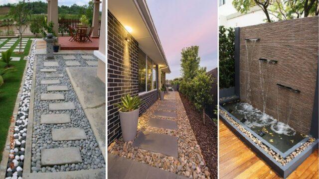 39 Amazing Small side garden Landscaping Ideas  diy garden