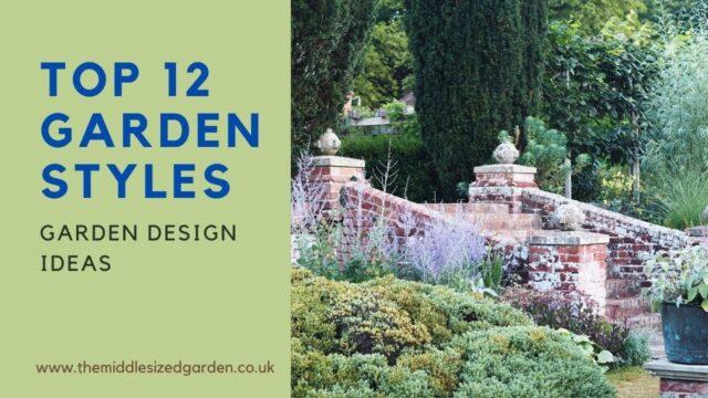 12 garden styles – garden design ideas for your backyard revamp