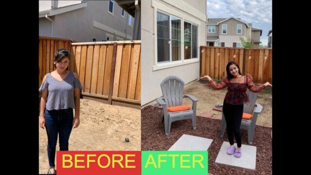 Epic Backyard Transformation: DIY Under $400