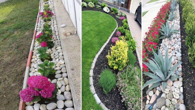 10 Creative Garden Edging Ideas To Set Your Garden Apart   garden ideas