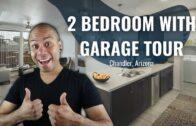 Apartment with garage in Chandler, Arizona