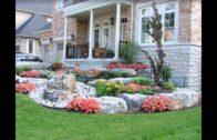 [Garden Ideas] Stone landscape ideas