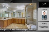 3504 Frigatebird Lane, North Las Vegas, NV 89084