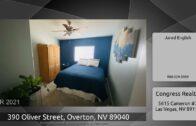 390 Oliver Street, Overton, Nevada 89040