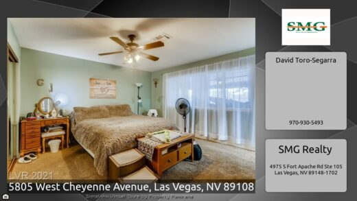 5805 West Cheyenne Avenue, Las Vegas, NV 89108