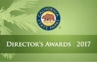 2017 State Park Director's Award