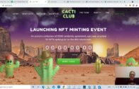 """""""Cactus Club"""" NFT game review. The play-to-earn function can become"""