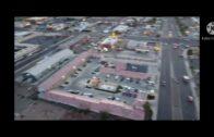 Fast fly over El Centro California 04/08/2021