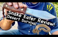 The ultimate jungle knife? Snake Eater Comments!Cooking rattlesnakes and cactus