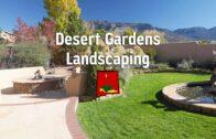 Desert gardens beautify New Mexico