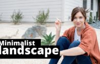 4 lessons in designing a minimalist landscape front yard