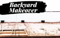 Backyard Renovation | DIY Fire Pit | Desert Farmhouse Backyard
