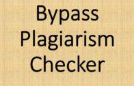 Bypass Plat Check
