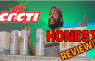 Cactus spiked soda | Travis Scott | Review 2021