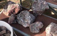 David Bintliff, Rock Broker, Quartzsite Desert Gardens, Arizona