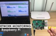 How to use Raspberry PI for network monitoring