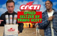 Is Travis Scott's cactus spike soda the best hard soda?  (Taste test)