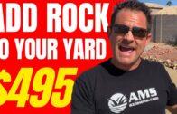 Phoenix Landscape Rock Sale! $495 for 3 tons! Worth $650!