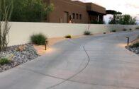 Southwest desert landscape and works.
