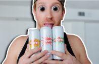 Travis Scott's CACTI beverage taste test🤔