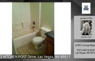 733 HITCHEN POST Drive, Las Vegas, NV 89011