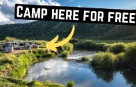 How to find a camping site (off-grid scattered camping)