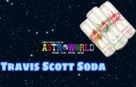 Travis Scott Cactus Drink 21+