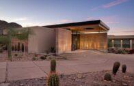Unique modern residence by Kendle Design Collaborative celebrates Arizona's natural